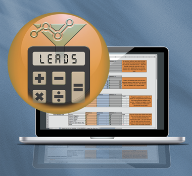 Inbound Marketing Traffic and Leads Calculator