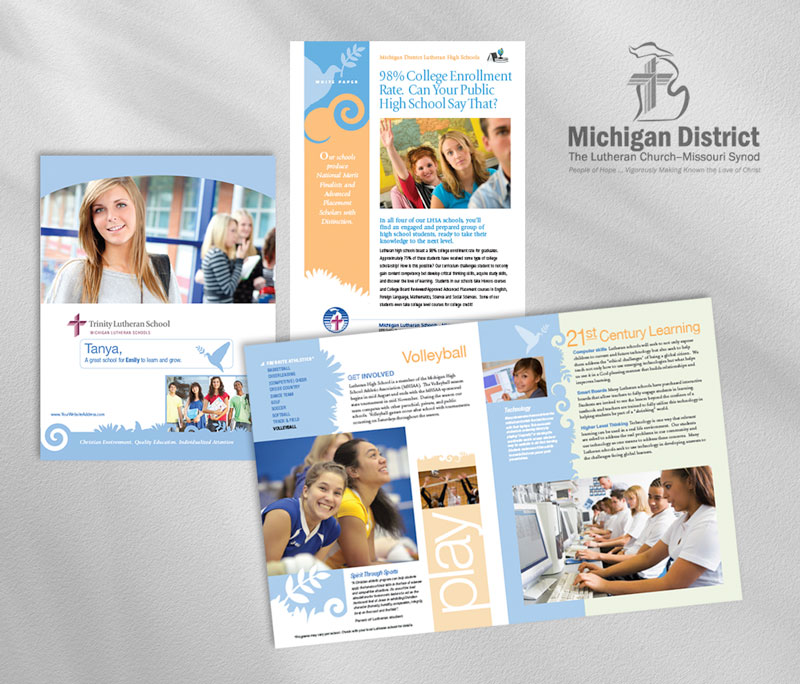 Michigan Lutheran collateral