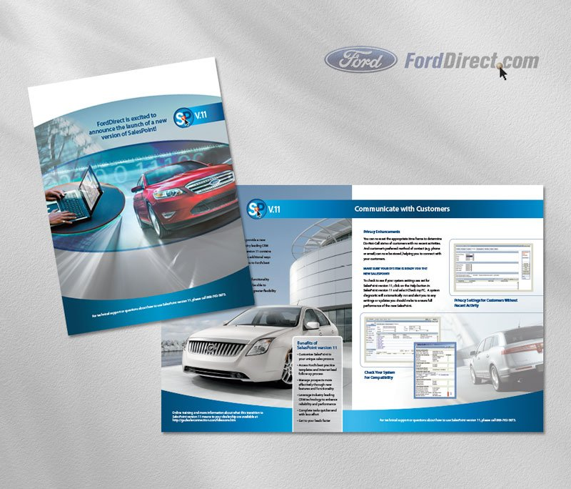 Ford Direct collateral