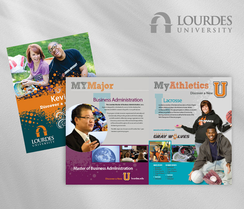 Lourdes College collateral