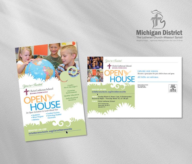 Michigan Lutheran direct mail
