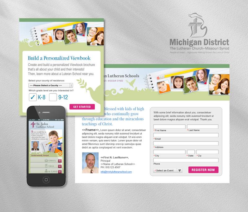 Michigan District social media